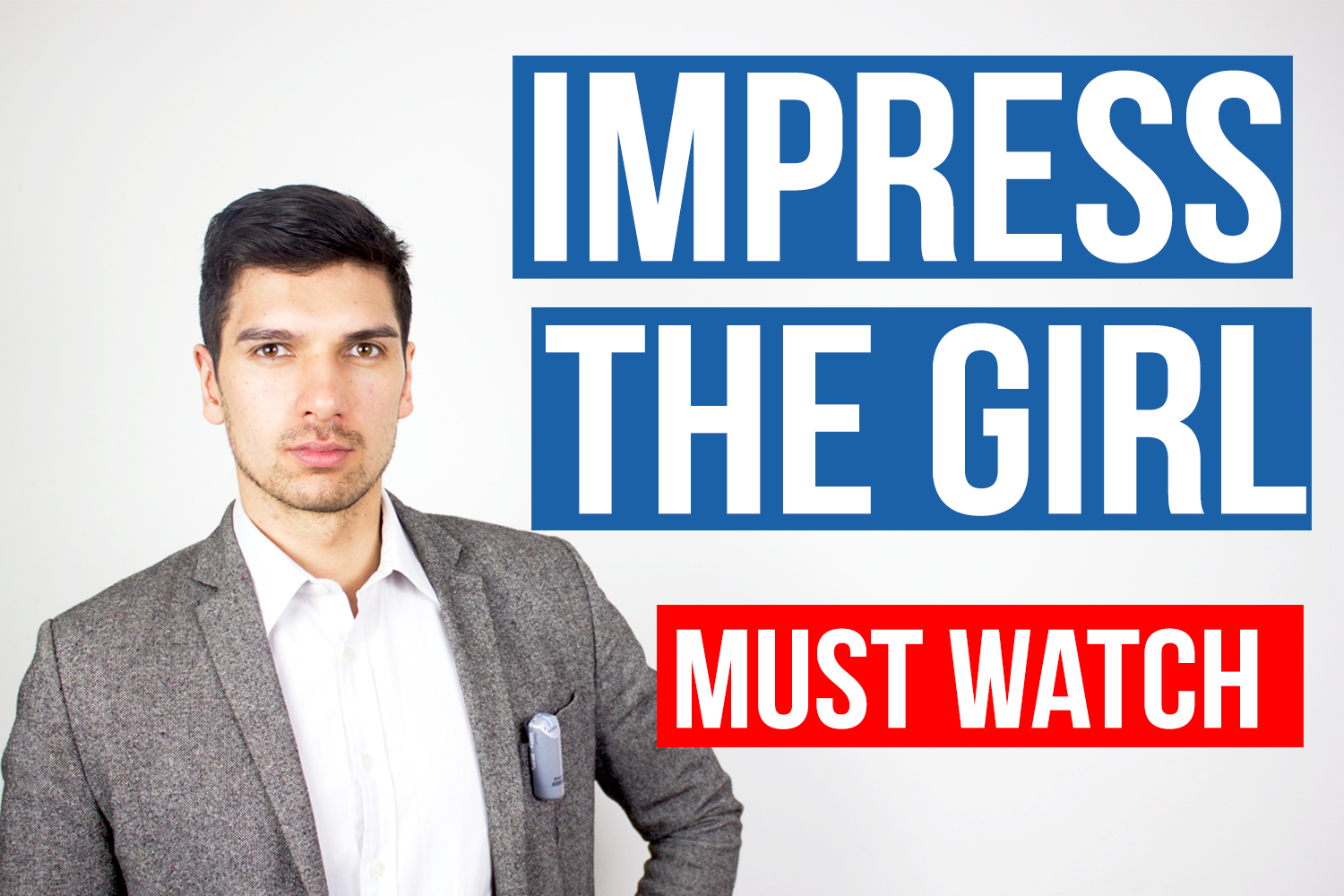 How to impress a girl on a dating site